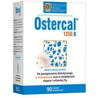 Tabletki Ostercal 1250 D tabl. x 90