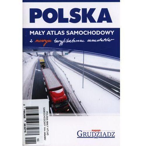 Polska Mały Atlas Samochodowy, praca zbiorowa