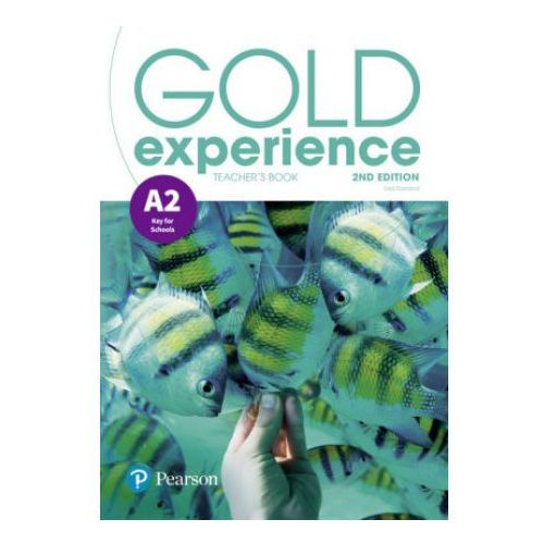 Gold Experience 2nd Edition A2. Książka Nauczyciela + Online Practice + Online Resources Pack (9781292239750)