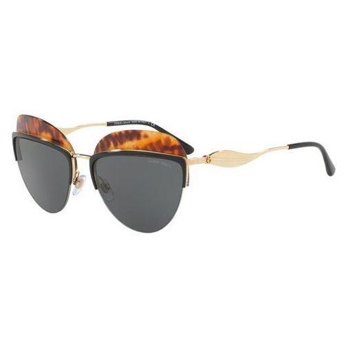 Okulary Słoneczne Giorgio Armani AR6061 302187, kolor żółty