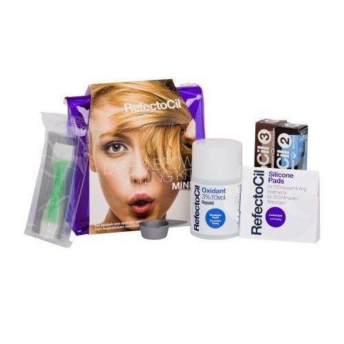 RefectoCil Eyelash And Eyebrow Tint zestaw 15 ml dla kobiet 3 Natural Brown - Niesamowita promocja