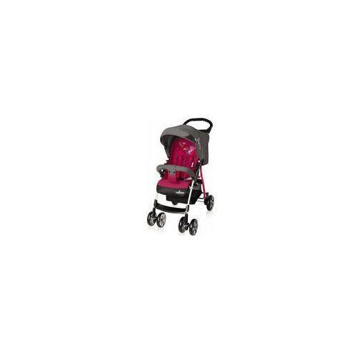 Wózek spacerowy Mini Baby Design (różowy), mini 2016 08