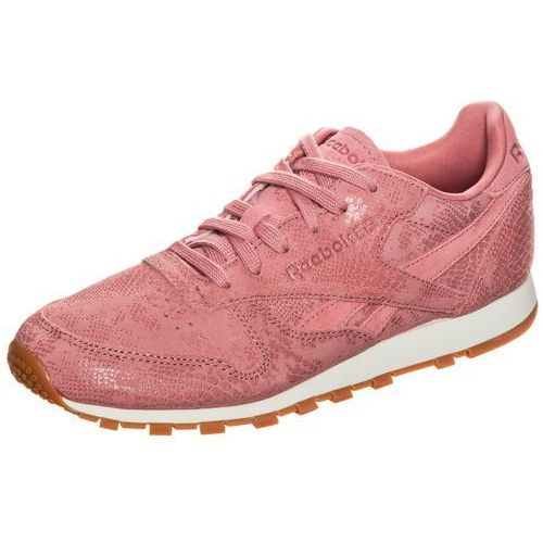 BUTY REEBOK CLASSIC LEATHER CLEAN EXOTICS BS8226, kolor różowy