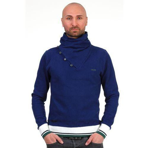 Bluza męska ROSEN NAVY, kolor niebieski