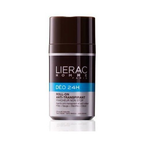 Homme deo 24h roll-on antyperspirant 50ml Lierac