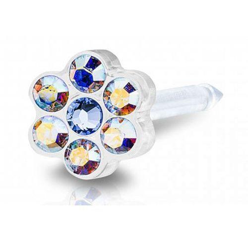 daisy rainbow / alexandrite 5 mm marki Blomdahl