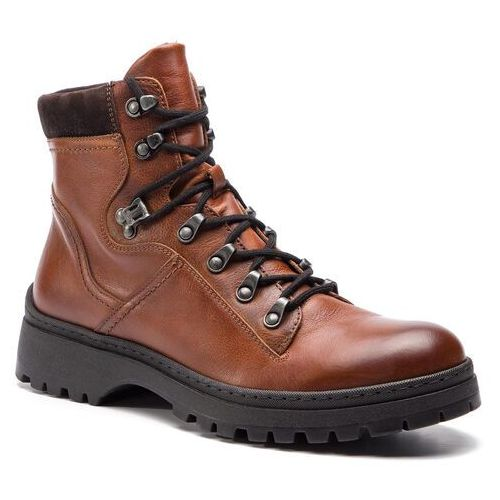 2f00e827e4425 ▷ Trzewiki - Light Nubuck Lace Up FM0FM01716 Cognac 606