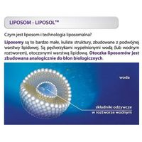 Liposol B Complex Folate (lipsomalny zestaw witamin B) - 250 ml (5902596935870)
