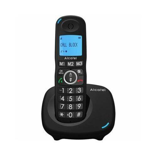 Alcatel Telefon dect xl535 czarny
