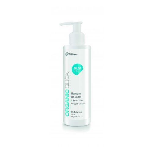 Silor+b - balsam do ciała z krzemem organicznym 200ml Invex remedies