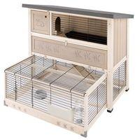 Ferplast Ranch 120 Max klatka dla świnki, królika z wyposażeniem