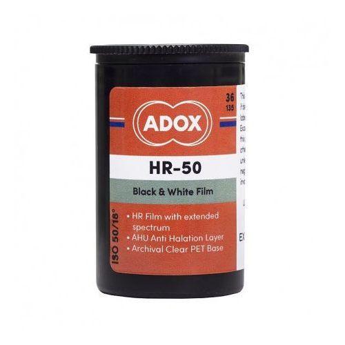 Adox hr-50 negatyw czarno-biały iso 50/36 typ 135