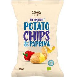Paluszki, orzeszki i chipsy  TRAFO (chipsy) Sklep Puregreen - najlepsze wyciskarki do soków.