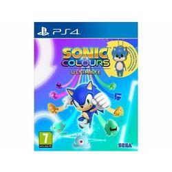 SEGA Sonic Colours Ultimate PS4