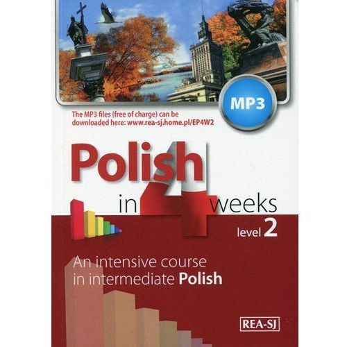 Polish in 4 weeks level 2 + CD, REA