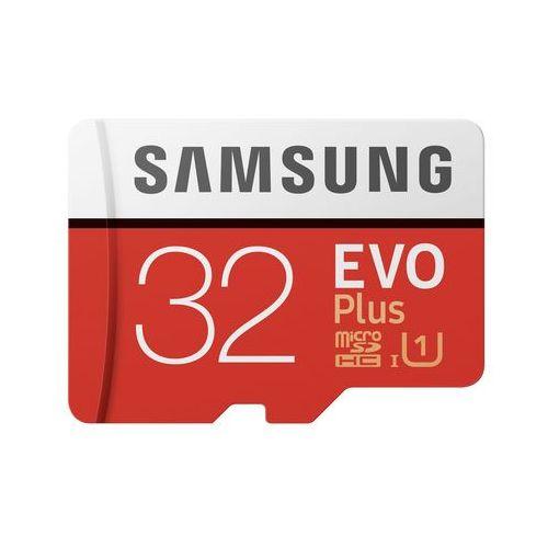 Karta pamięci Samsung MICRO SD CARD 32GB EVO + - MB-MC32GA/EU Darmowy odbiór w 21 miastach! (8806088676562)