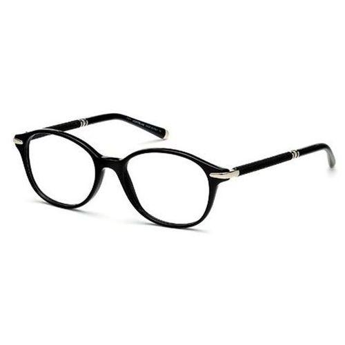 Okulary korekcyjne mb0400 001 Mont blanc