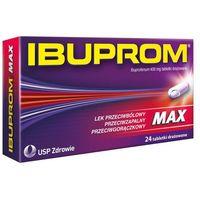Tabletki IBUPROM Max x 24 tabletki - 24 tabletki