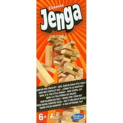 Hasbro Jenga classic (a2120). wiek: 6+