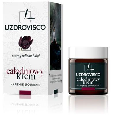 Kremy pod oczy Uzdrovisco Organical.pl - Bio Produkty