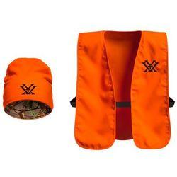 Zestaw kamizelka i czapka na zbiorówkę vortex marki Vortex optics