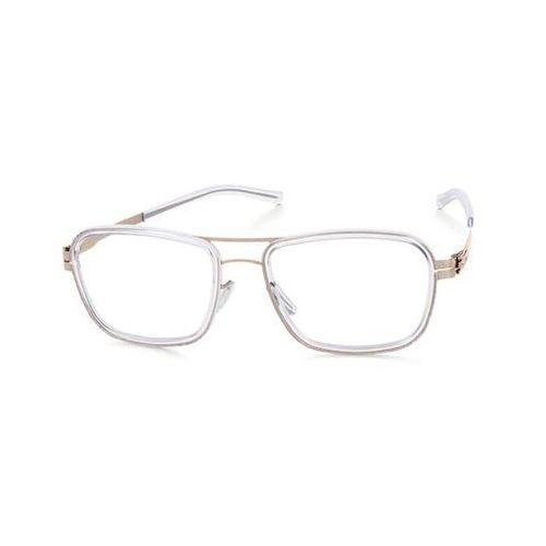 Okulary korekcyjne d0017 thien n. bronze-diamond Ic! berlin
