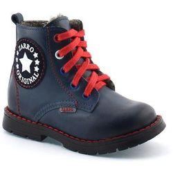 Buty zimowe dla dzieci Zarro 92/03, kolor niebieski