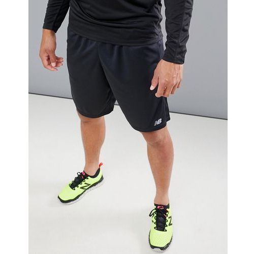 47fb780e81d Running versa 9 inch shorts in black - black (New Balance) opinie + ...