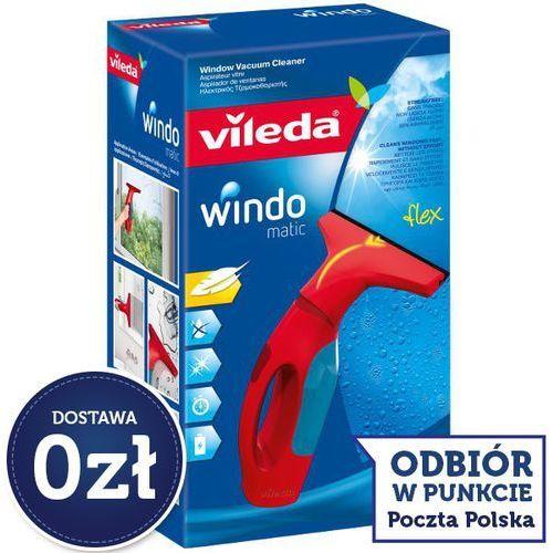 VILEDA Windo Matic elektryczna myjka do okien | DARMOWA DOSTAWA OD 150 ZŁ!