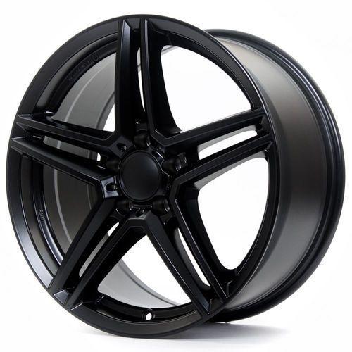 Alutec m10x racing black 8.50x19 5x112 et38