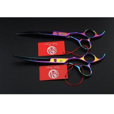 Nożyczki do włosów Purple Dragon Enzo Polska