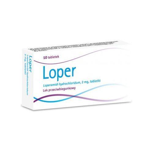 Tabletki Loperam-SF tabl. 2 mg 10 tabl