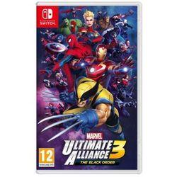 Marvel ultimate alliance 3 the black order marki Nintendo