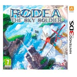 Nintendo Rodea: the sky soldier - 3ds - akcja