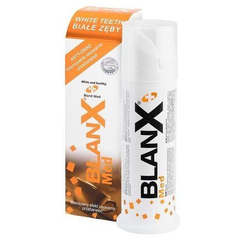 Pasta do zębów  med anty-osad - 75ml marki Blanx