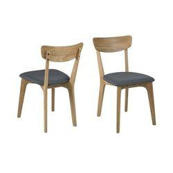 Krzesła  Actona Lampa i Sofa