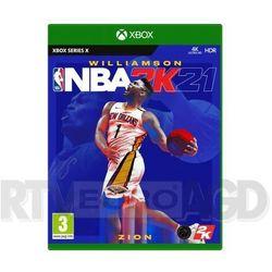 NBA 2K21 Xbox Series X + bonus