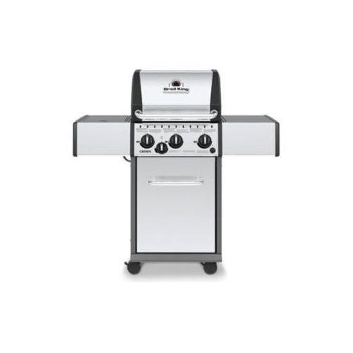 Grill gazowy broil king crown s340 marki Grille