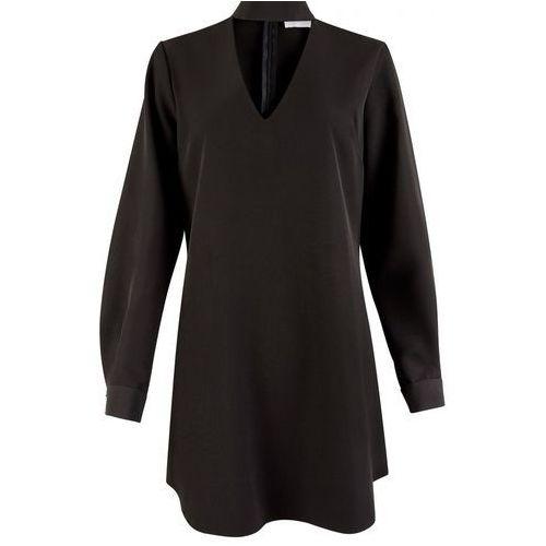 Closet London bluzka damska 42 czarna, kolor czarny