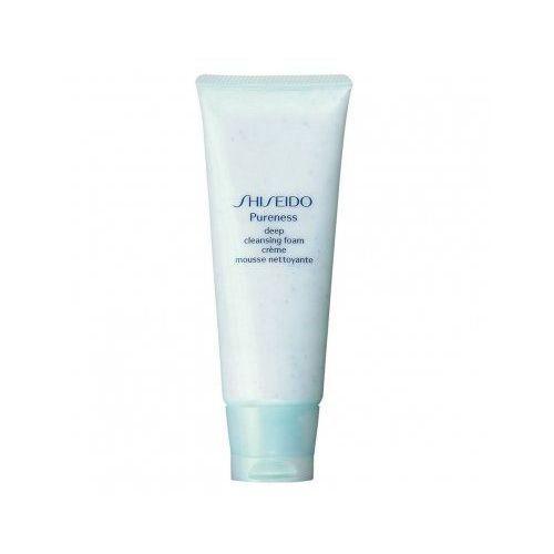 Shiseido Pureness Deep Cleansing Foam (W) pianka głęboko oczyszczająca do twarzy 150ml