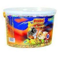 owocowy pokarm dla chomika i królika 1,8kg [1065] marki Vitapol