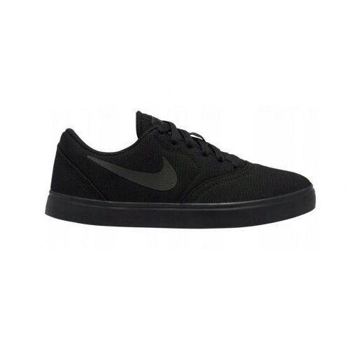 Buty sb check canvas (gs) marki Nike