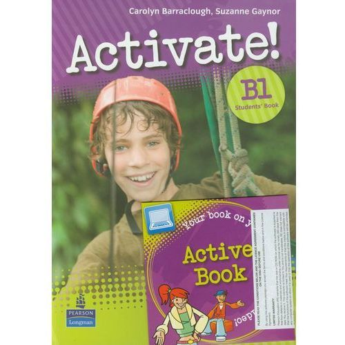 Activate B1 Student`s Book, Gaynor Suzanne