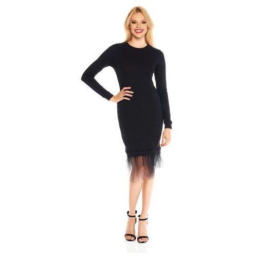 Sukienka Marika w kolorze czarnym, 1 rozmiar