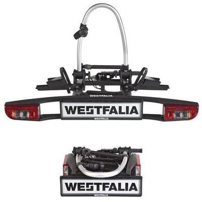 Bagażniki rowerowe do samochodu Westfalia UNITRAILER