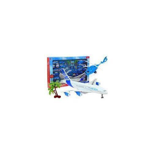 Zestaw Lotnisko Samolot Helikopter Aircraft 30PCS