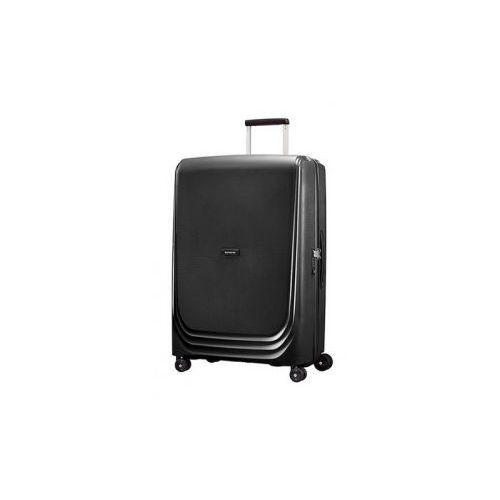 SAMSONITE duża walizka L 4 koła z kolekcji OPTIC materiał 100% polipropylen zamek szyfrowy TSA, 68D*001