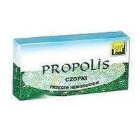 Propolis czopki przeciw hemoroidom x 10 sztuk