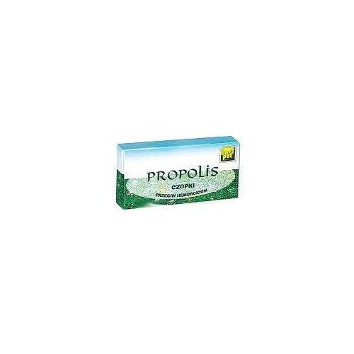Propolis czopki przeciw hemoroidom x 10 sztuk - Super oferta