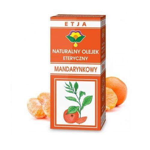 Olejek mandarynkowy 10ml Etja